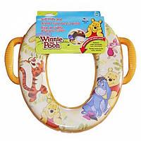 """Дитяча м'яка накладка на унітаз  """"Winnie the Pooh"""""""
