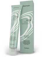 Безаммиачный стойкий краситель на йогуртовой основе Kemon NaYo Permanent Hair Color 50 ml