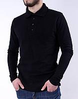Рубашки поло с длинным рукавом