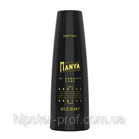 Крем для подчеркивания кудрей Kemon Hair Manya Hi Density Curl 200 ml