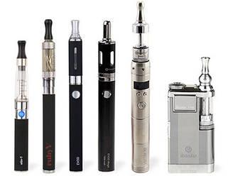Электронные сигареты и кальяны