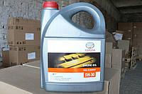 Масло моторное Toyota Fuel Economy 5w-30, 5 литров