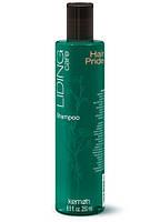 Стимулирующий шампунь от выпадения волос Kemon Liding Care Hair Pride Shampoo 250 ml