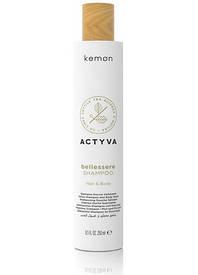 Шампунь для волос и тела Kemon Actyva Bellessere Shampoo New 250 ml