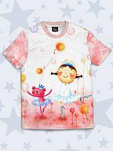 Детская футболка Маленькие принцессы