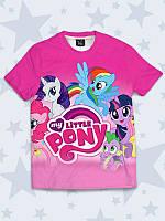 Детская футболка Friendship is magic