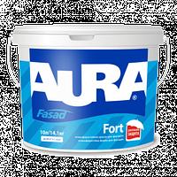 Фасадна фарба Aura Fasad Fort біла(база А) 10l