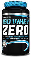 Сывороточный изолят BioTech - Iso Whey Zero (908 грамм) hazelnut/фундук
