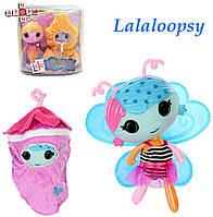 Игрушка Lalaloopsy Лалапупси c ярким чехлом в комплекте, 1001832, лалалупси lalaloopsy, куклы лалалупси lalaloopsy, лалалупси, кукла лалалупси,