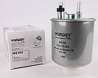 Фильтр топливный Kangoo 1.5dCi 10.07> (без датчика воды)