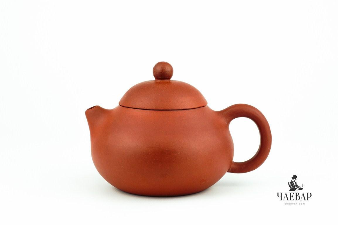 Чайник для церемонии 150 мл, Заварник из исинской глины