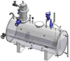 Деаэраторы для паровых котлов производительностью до 24,000 кг/ч PDS Spirax Sarco