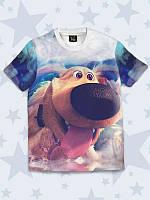 Детская футболка Весёлый Даг