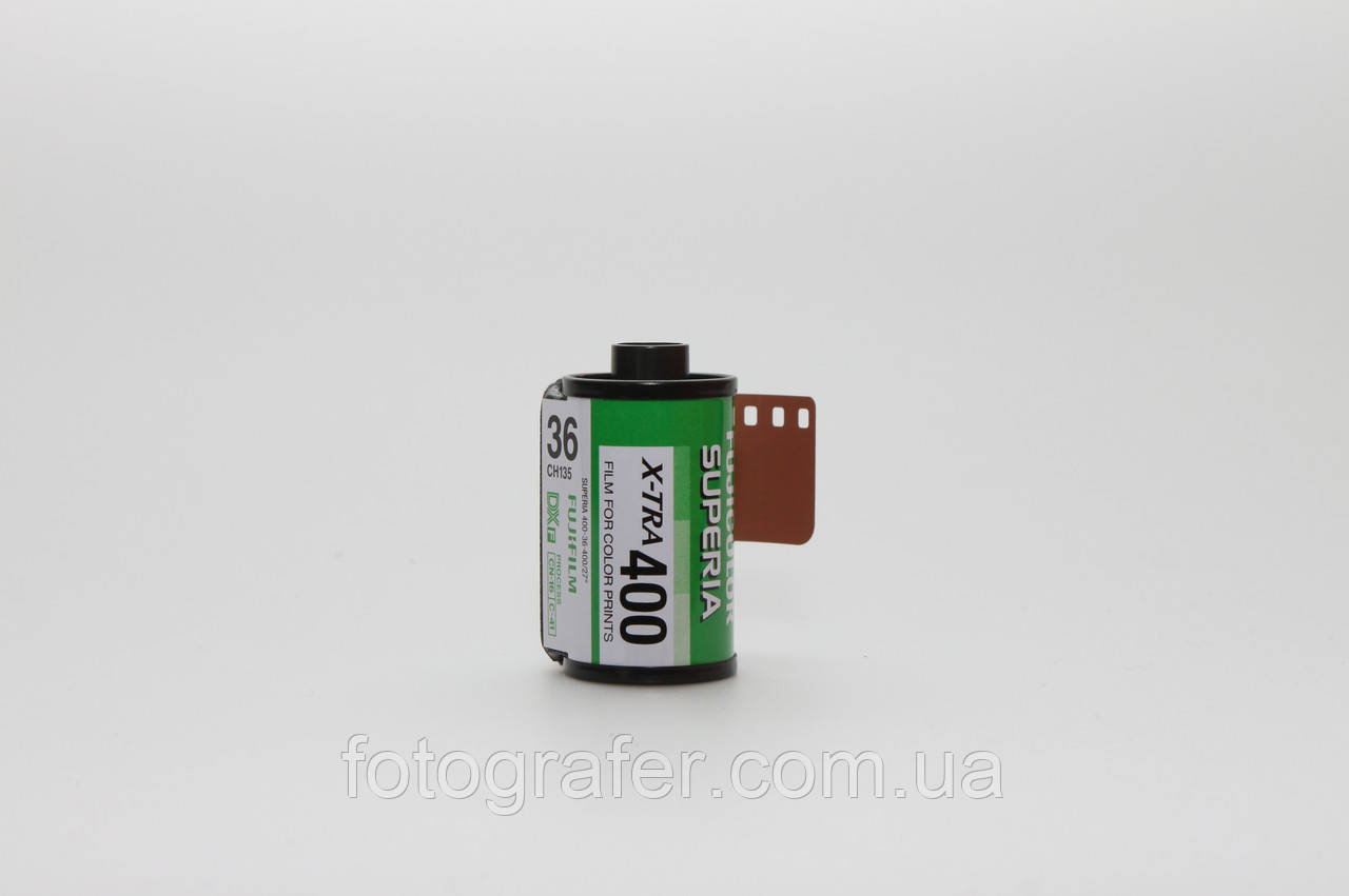 Фотоплёнка FujiFilm Superia X-TRA 400/36 / в магазине