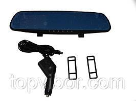 Автомобильный видеорегистратор-зеркало Rear-View Mirror Vehicle traveling data recorder 1080P