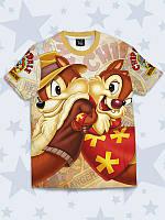 Детская футболка Друзья Чип и Дейл