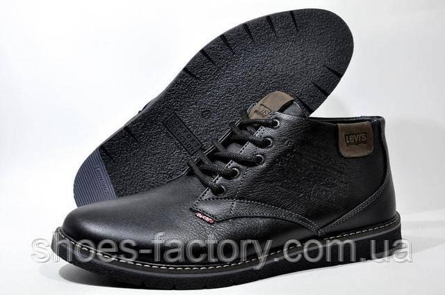 Levis зимняя обувь