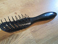 Расческа для волос SALON PROFESSIONAL  18045 продуваемая, для укладки.