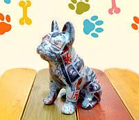 Собака символ 2018 года - керамическая копилка