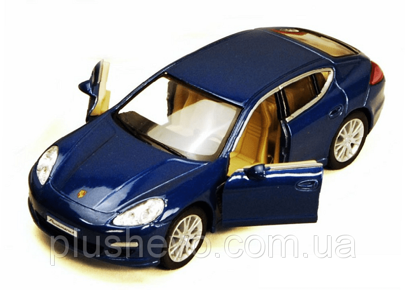 Металлическая модель kinsmart Porsche Panamera S