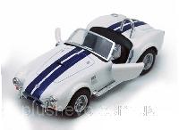 Металлическая модель kinsmart Shelby Cobra 427 S/C