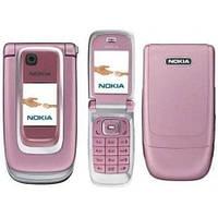 Nokia 6131 Корпус розовый