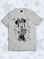 Детская футболка Весёлая Минни