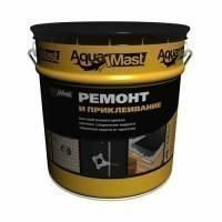 Мастика битумная для ремонта кровель Аквамаст (AquaMast) 3 кг