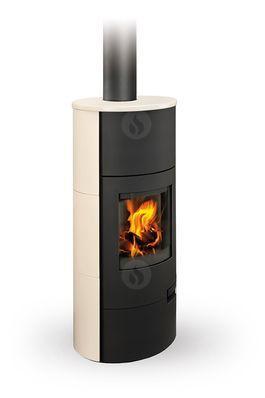 LUGO 01 W кераміка - піч з теплообмінником