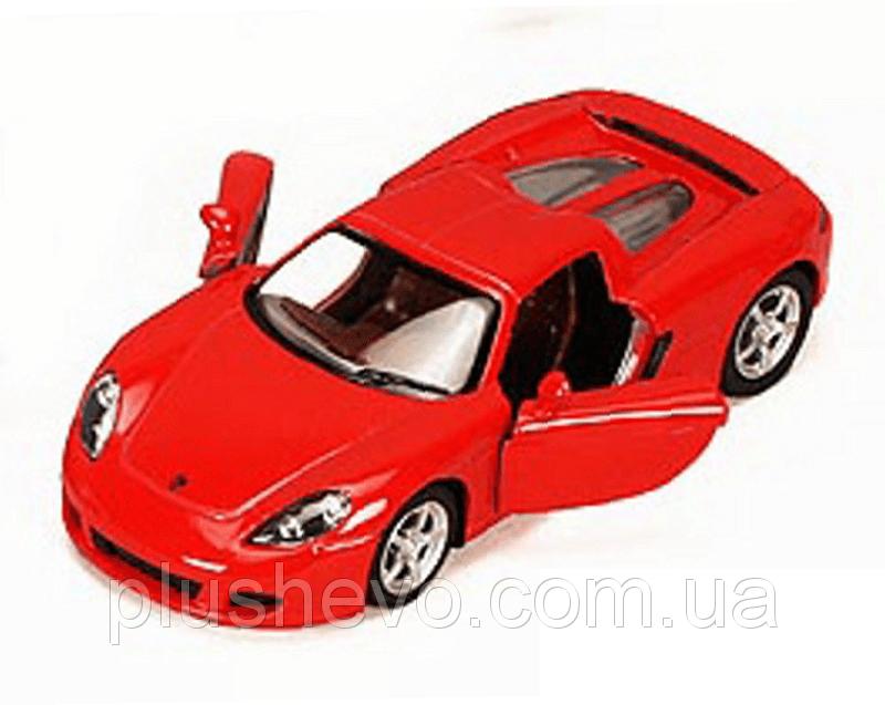 Металлическая модель kinsmart Porsche Carrera GT