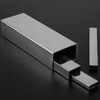 Алюминиевая труба квадратная 20x20x1,5 АД31.