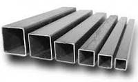Алюминиевая труба квадратная 25x25x1,5 АД31.