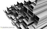 Алюминиевая труба прямоугольная 100x20x2 АД31.