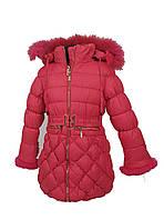 Зимняя куртка на 100% холлофайбере размеры 104-128