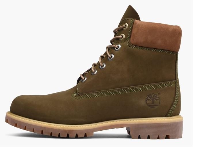 Зимние ботинки Timberland Brown Nubuck, мужские ботинки с натуральным мехом  42 - Магазин спортивной обуви ed2f52a3a13