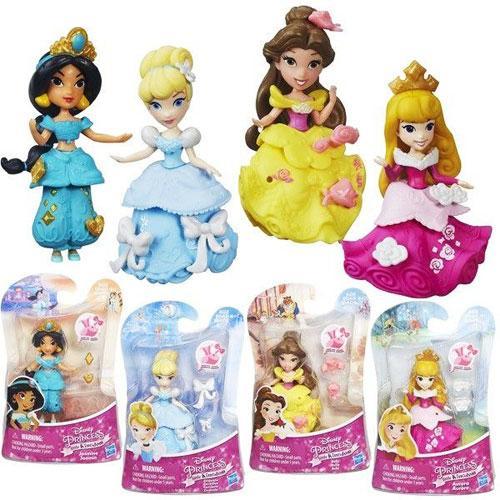 Лялька пластмасова маленька серії