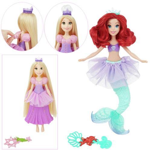 Лялька пластмасова серії