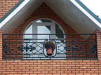 Балконные ограждения арт.bo.4