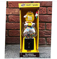 Диспенсер  M&M´s Schokolinsen Spender (с цветком)