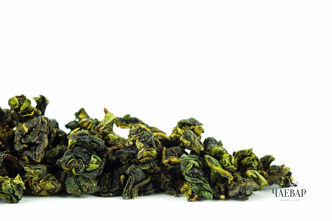 Те Гуань Инь SHQ - Бирюзовый чай, Улун