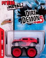 """Машинка іграшкова, інерційна FM 3"""" Dirt Demons, в асорт."""