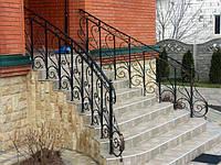 Кованые перила для лестниц арт.kp.6