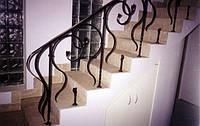 Кованые перила для лестниц арт.Lo.5