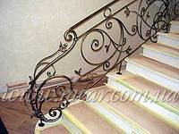 Кованые перила для лестниц арт.Lo.7