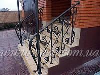 Кованые перила для лестниц арт.kp.7