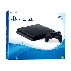 Приставка ps 4 slim 500gb Sony PlayStation Slim 500gb