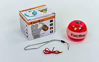 Power Ball тренажер для кистей рук FI-2949 Forse Ball (металл, пластик, d-7см)