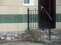 Кованые перила для лестниц арт.kp.3