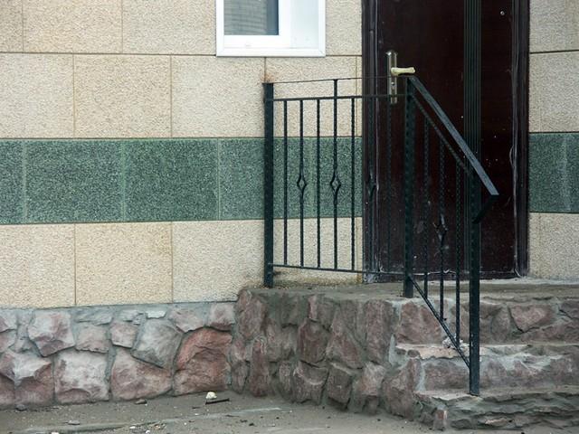 Кованые перила для лестниц арт.kp.3 - ЧП Морозов в Киеве