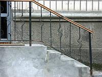 Кованые перила для лестниц арт.kp.4